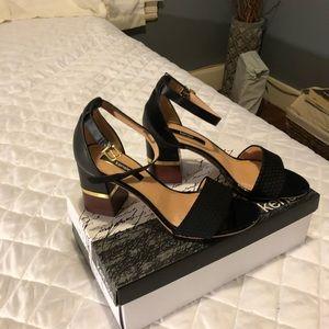 Black Kensie Sandals size 7.5